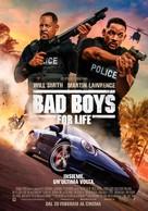 Bad Boys for Life - Italian Movie Poster (xs thumbnail)