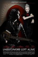Only Lovers Left Alive - Movie Poster (xs thumbnail)