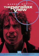 The Parallax View - DVD movie cover (xs thumbnail)