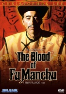 The Blood of Fu Manchu - Movie Cover (xs thumbnail)