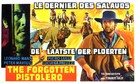 Il pistolero dell'Ave Maria - Belgian Movie Poster (xs thumbnail)