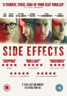 Side Effects - British DVD movie cover (xs thumbnail)