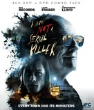 I Am Not a Serial Killer - Blu-Ray movie cover (xs thumbnail)