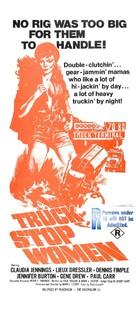 Truck Stop Women - Australian Movie Poster (xs thumbnail)