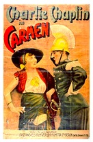 Burlesque on Carmen - German Movie Poster (xs thumbnail)