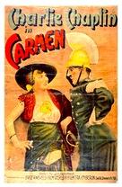 Burlesque on Carmen - German Movie Poster (xs thumbnail)