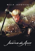 Joan of Arc - Argentinian Movie Poster (xs thumbnail)