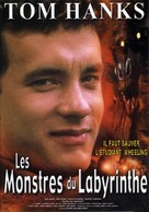 Mazes And Monsters - French DVD movie cover (xs thumbnail)
