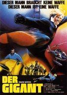 An Eye for an Eye - German Movie Poster (xs thumbnail)
