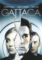 Gattaca - DVD movie cover (xs thumbnail)
