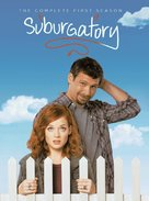 """Suburgatory"" - DVD movie cover (xs thumbnail)"