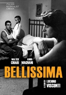 Bellissima - DVD cover (xs thumbnail)