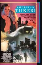 American risciò - Finnish VHS movie cover (xs thumbnail)