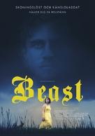 Beast - Swedish Movie Poster (xs thumbnail)