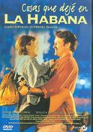Cosas que dejé en La Habana - Spanish Movie Cover (xs thumbnail)