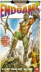 Endgame - Bronx lotta finale - British VHS cover (xs thumbnail)