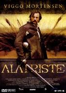 Alatriste - German Movie Cover (xs thumbnail)