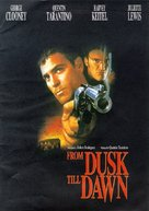 From Dusk Till Dawn - DVD movie cover (xs thumbnail)