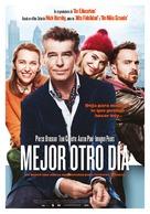 A Long Way Down - Spanish Movie Poster (xs thumbnail)