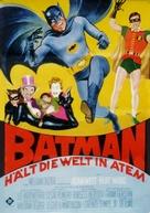 Batman - German Movie Poster (xs thumbnail)