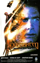Dark Breed - German VHS movie cover (xs thumbnail)