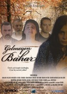 Gelmeyen Bahar - Turkish Movie Poster (xs thumbnail)
