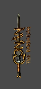 Conan The Barbarian - Logo (xs thumbnail)