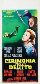 Eye of the Devil - Italian Movie Poster (xs thumbnail)