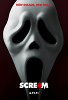 Scream 4 - Teaser movie poster (xs thumbnail)