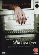 Apocalypse domani - British DVD movie cover (xs thumbnail)