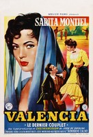 El último cuplé - Belgian Movie Poster (xs thumbnail)