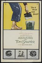 The Adventures of Tom Sawyer - Movie Poster (xs thumbnail)
