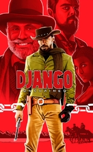 Django Unchained - Polish Movie Poster (xs thumbnail)