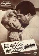 L'avventura - German poster (xs thumbnail)