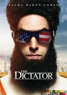 The Dictator - Movie Poster (xs thumbnail)