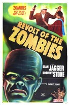 Revolt of the Zombies - Movie Poster (xs thumbnail)