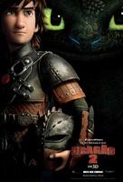 How to Train Your Dragon 2 - Brazilian Movie Poster (xs thumbnail)