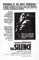 Tystnaden - Movie Poster (xs thumbnail)