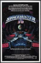 Spacehunter: Adventures in the Forbidden Zone - Movie Poster (xs thumbnail)