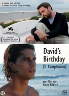 Il compleanno - Belgian Movie Poster (xs thumbnail)