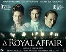 En kongelig affære - Swedish Movie Poster (xs thumbnail)