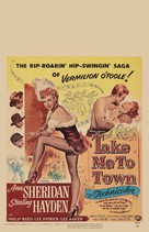 Take Me to Town - Movie Poster (xs thumbnail)