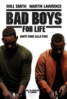 Bad Boys for Life - Italian Movie Poster (xs thumbnail)