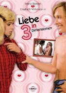 Liebe in drei Dimensionen - German DVD cover (xs thumbnail)