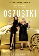 The Hustle - Polish Movie Poster (xs thumbnail)