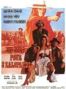Hannie Caulder - French Movie Poster (xs thumbnail)