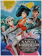 Carosello napoletano - Danish Movie Poster (xs thumbnail)