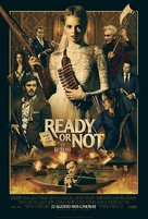 Ready or Not - Portuguese Movie Poster (xs thumbnail)