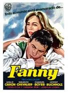 Fanny - Spanish Movie Poster (xs thumbnail)