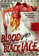 Sei donne per l'assassino - DVD movie cover (xs thumbnail)
